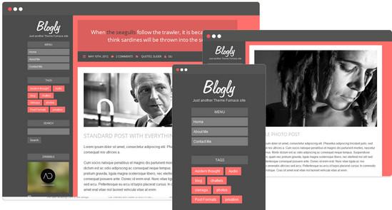blogly theme