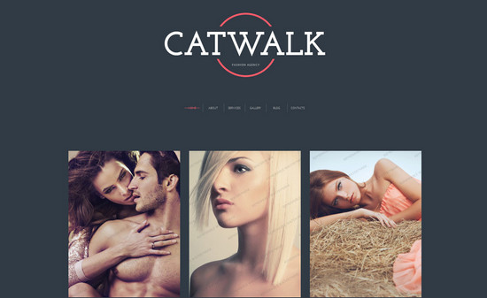 catwalk theme