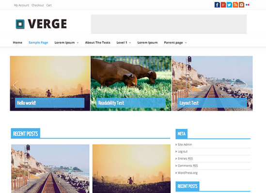 verge wp theme