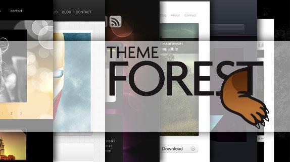 Премиум-шаблоны WordPress на ThemeForest