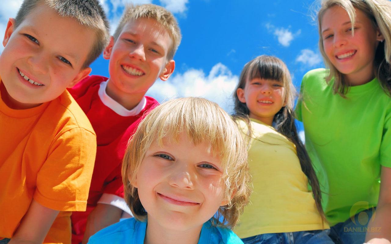 Детские шаблоны для OpenCart