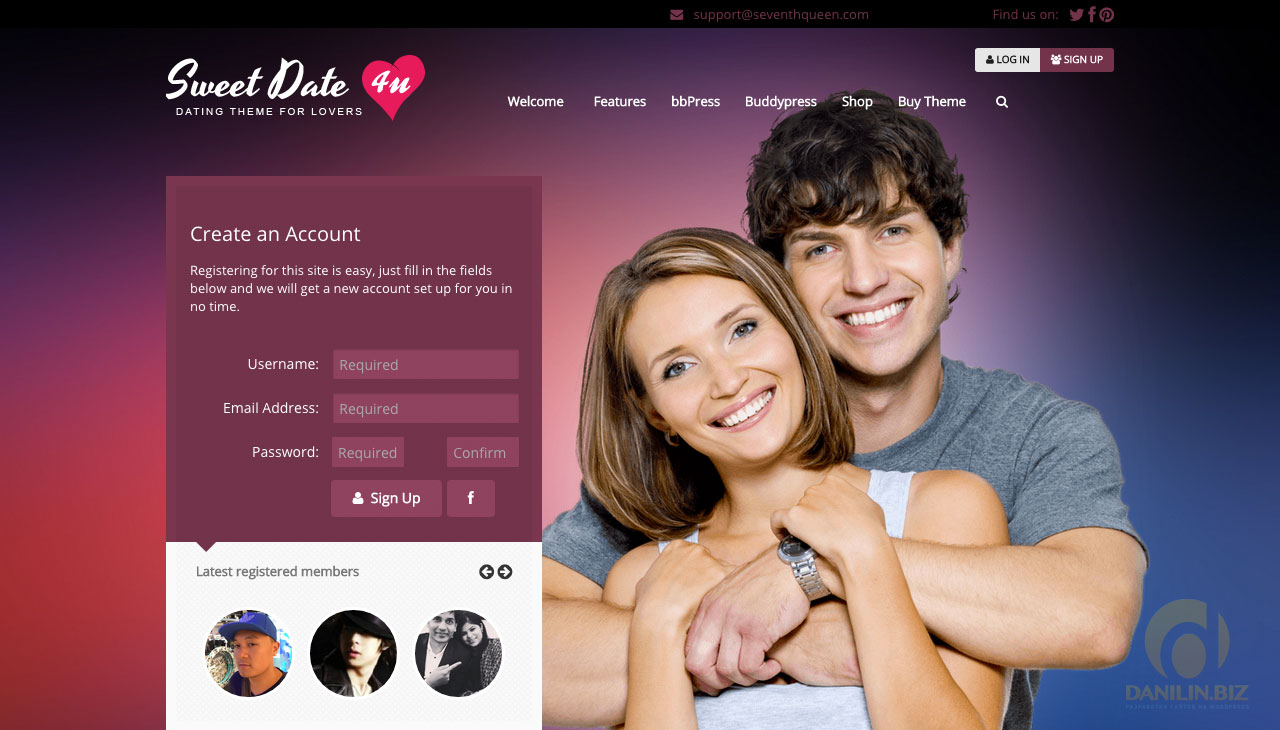 Legislate online dating sites
