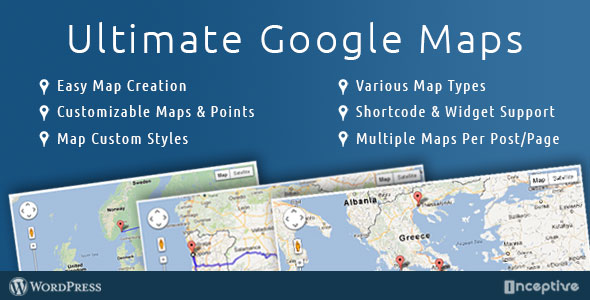 Ultimate Google Maps