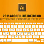 Шорткаты Adobe Illustrator CC