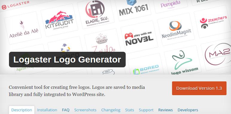 Как создать логотип для сайта на WordPress за несколько минут