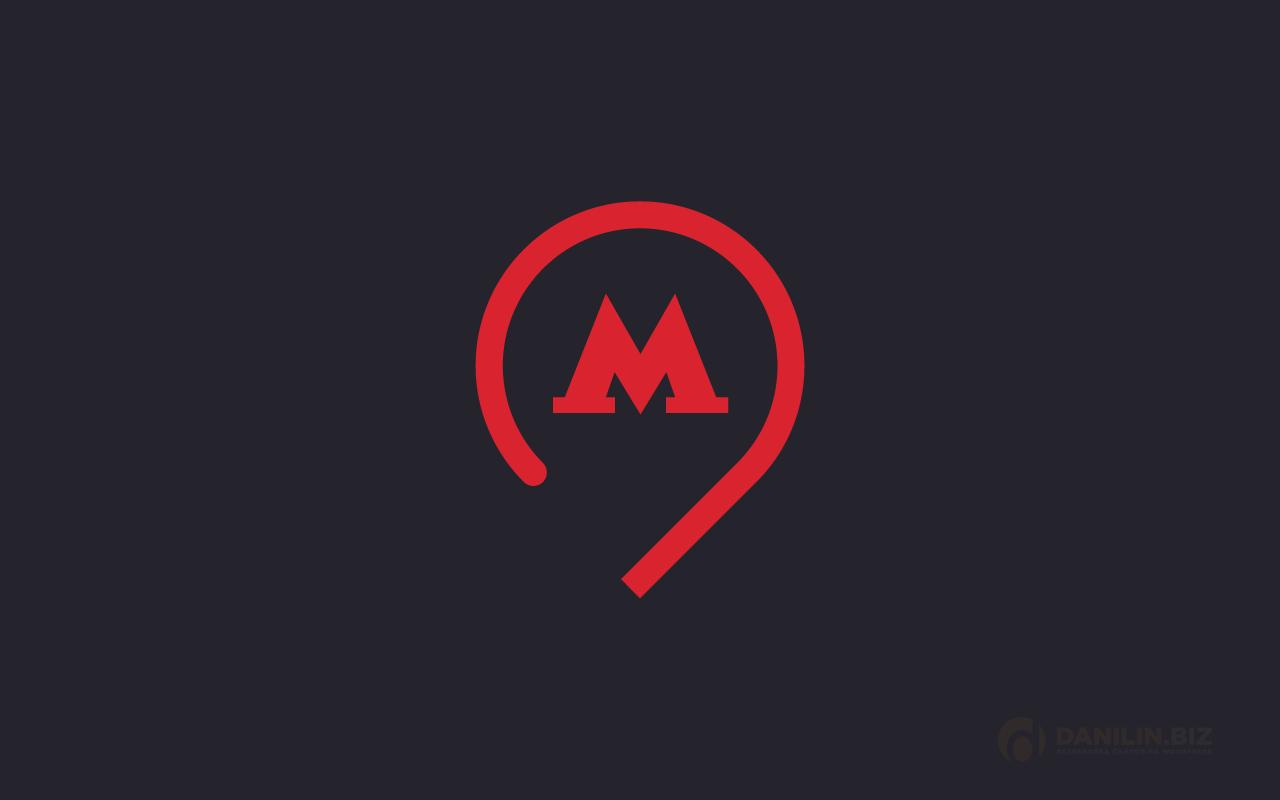 Делаем векторную иконку московского метро для WordPress
