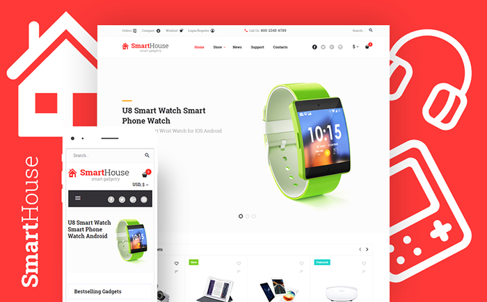 Electronic Devices WooCommerce Theme