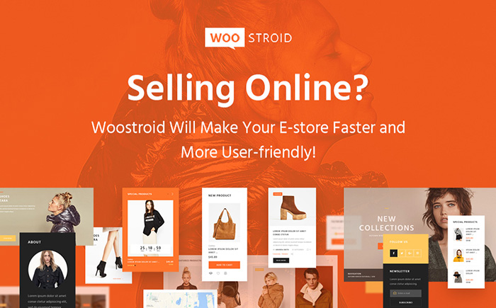 Woostroid — Multipurpose WooCommerce Theme