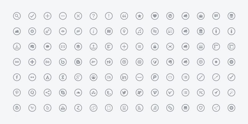 Metrize Icons