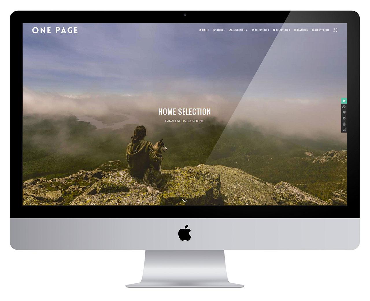 Smart One Page Navigation — Addon For Visual Composer