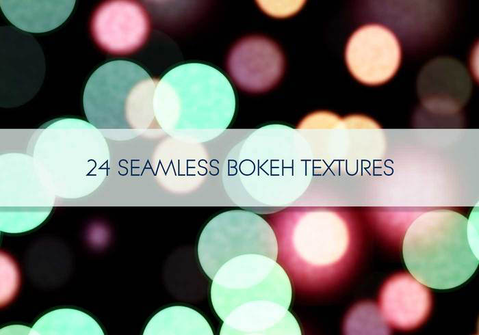 Seamless Bokeh Textures
