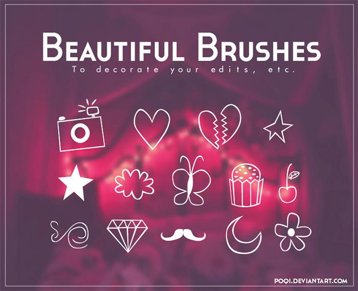 Beautiful Brushes