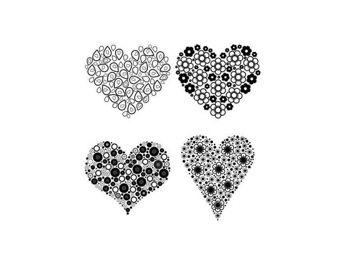 Fashioned Hearts