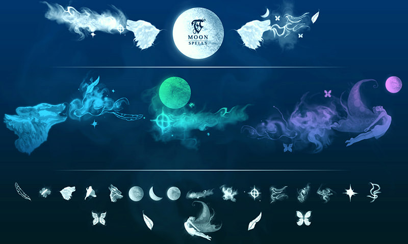 Magic Speels Moon