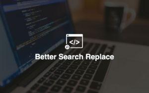 Самый простой способ найти и заменить текст в Вордпресс