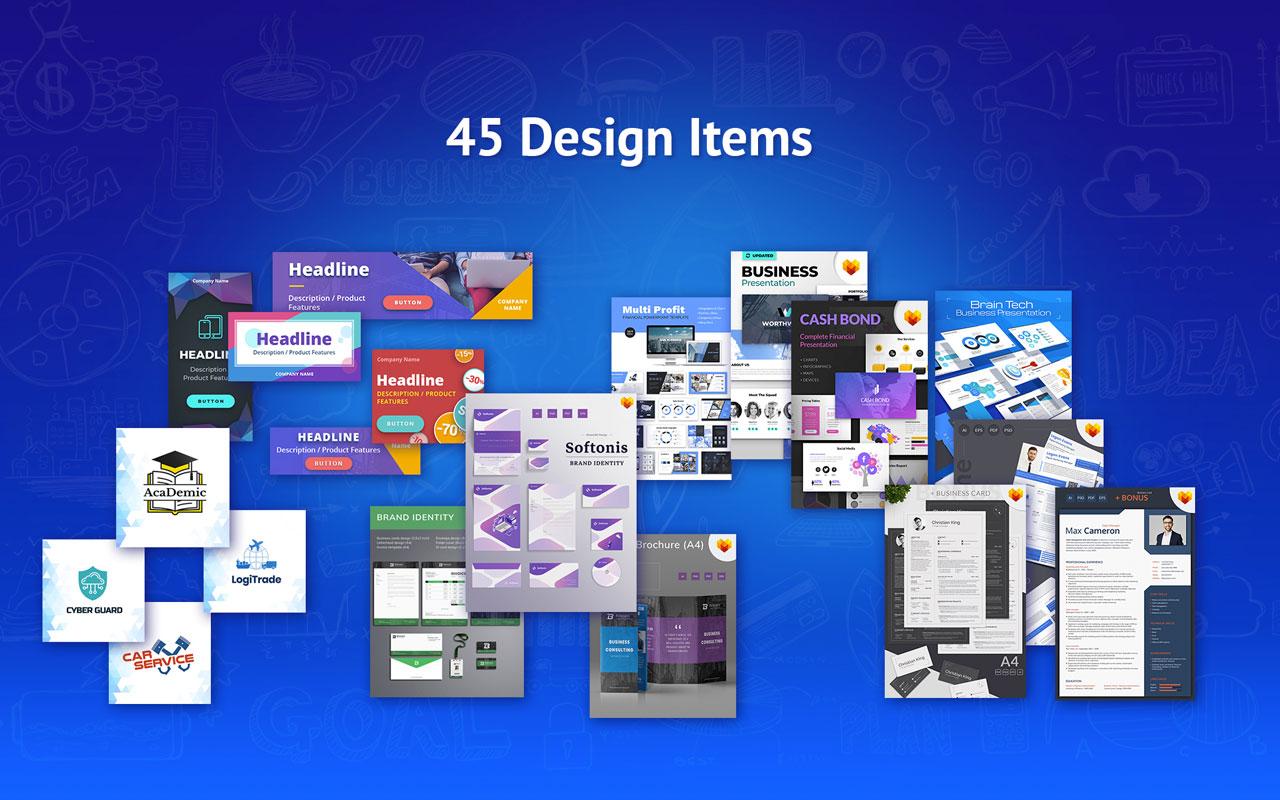 45 элементов дизайна
