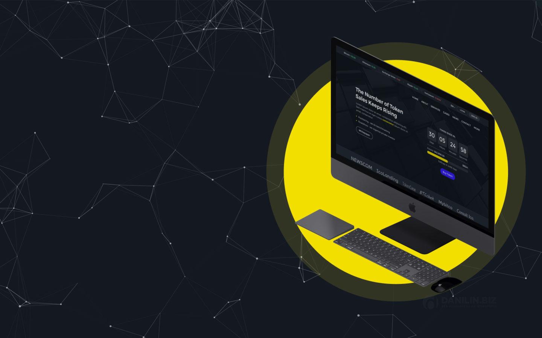 Знакомство с Bitunet: неужели появился идеальный шаблон для сайта криптовалют?