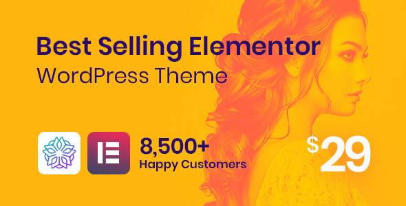Phlox Pro — Elementor MultiPurpose WordPress Theme