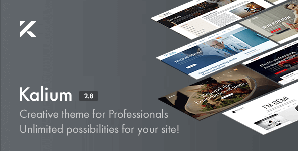 Ave — Responsive Multi-Purpose WordPress Theme