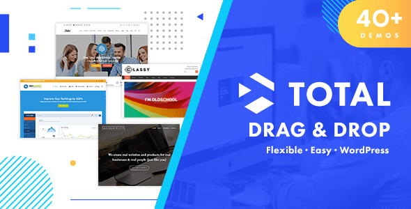 Total — Responsive Multi-Purpose WordPress Theme