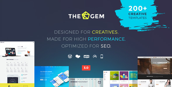 TheGem — Creative Multi-Purpose High-Performance WordPress Theme