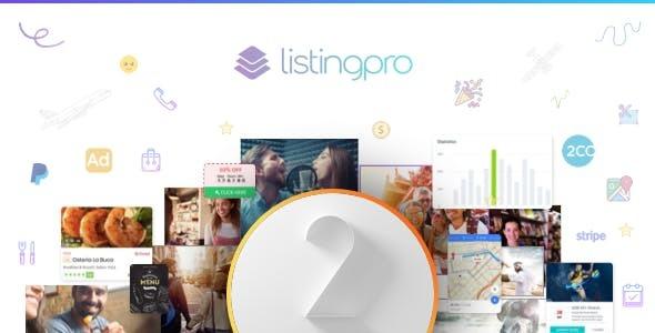 ListingPro — Вордпресс тема для создания каталогов