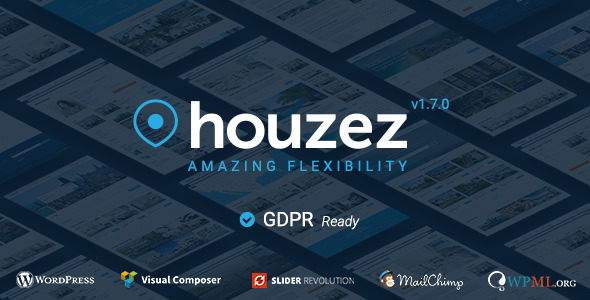 Houzez — Real Estate WordPress Theme