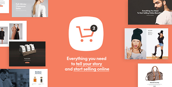 Shopkeeper — eCommerce WP Theme for WooCommerce