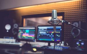 Выбираем шаблон для сайта студий звуко- и видеозаписи и других производителей контента